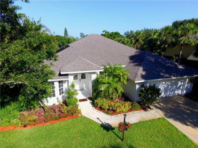 3916 58th Circle, Vero Beach, FL 32966 (MLS #201792) :: Billero & Billero Properties