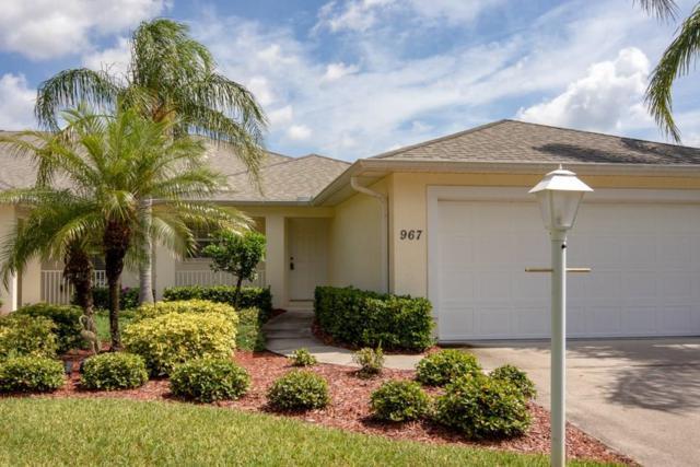 967 S Easy Street, Sebastian, FL 32958 (MLS #203215) :: Billero & Billero Properties