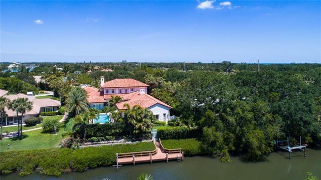 750 Lake Drive, Vero Beach, FL 32963 (MLS #203855) :: Billero & Billero Properties