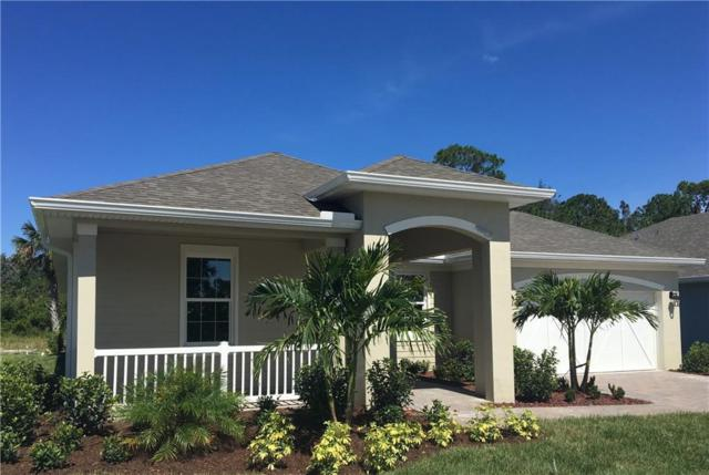 3574 Diamond Leaf Drive, Vero Beach, FL 32966 (MLS #204129) :: Billero & Billero Properties