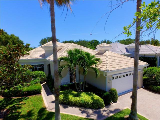 951 Island Club Square, Vero Beach, FL 32963 (MLS #204619) :: Billero & Billero Properties