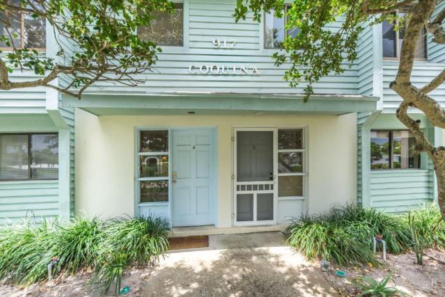 917 Coquina Lane A-4, Vero Beach, FL 32963 (MLS #206272) :: Billero & Billero Properties