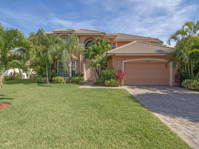 2250 3rd Place, Vero Beach, FL 32962 (#206641) :: The Reynolds Team/Treasure Coast Sotheby's International Realty