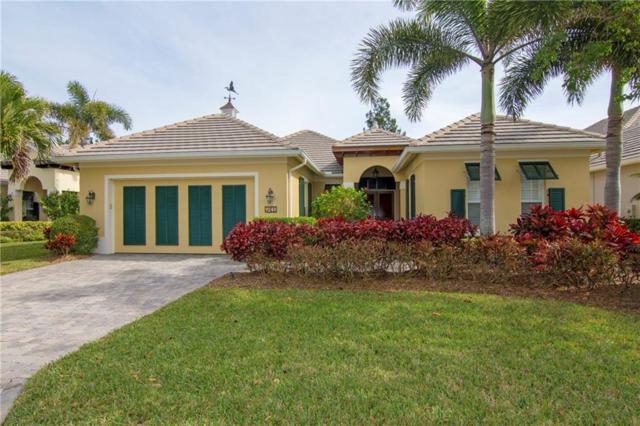 9240 Spring Time Drive, Vero Beach, FL 32963 (MLS #207264) :: Billero & Billero Properties