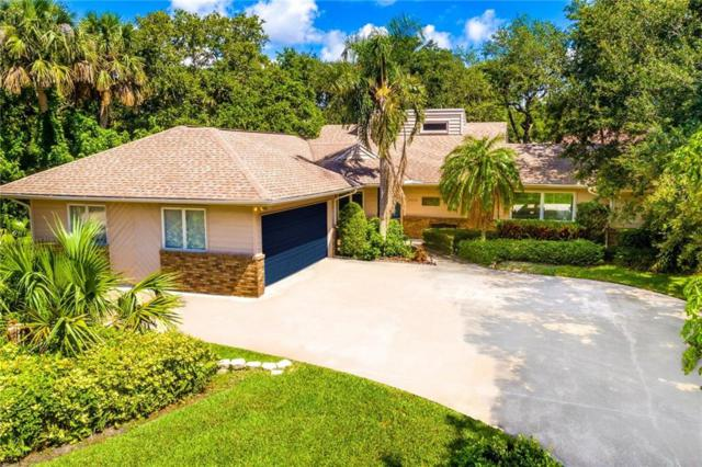 1015 Mangrove Lane, Vero Beach, FL 32963 (#207674) :: The Reynolds Team/Treasure Coast Sotheby's International Realty