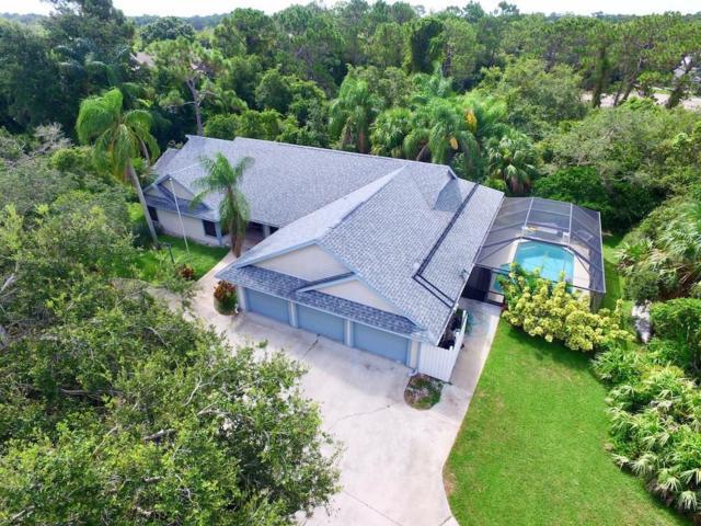 629 Fischer Hammock Road, Sebastian, FL 32958 (MLS #208109) :: Billero & Billero Properties