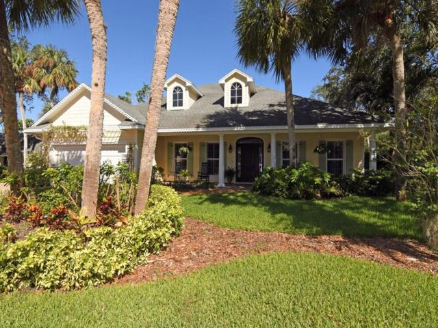 615 Iris Lane, Vero Beach, FL 32963 (MLS #208140) :: Billero & Billero Properties