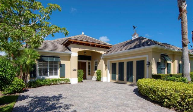 9155 Spring Time Drive, Vero Beach, FL 32963 (MLS #209124) :: Billero & Billero Properties