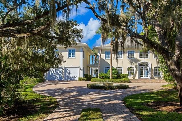 2665 Riverview Court, Vero Beach, FL 32963 (MLS #211060) :: Team Provancher | Dale Sorensen Real Estate