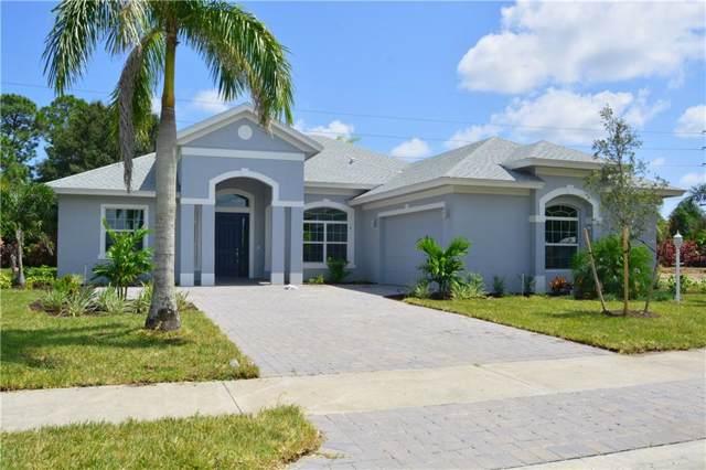952 Yearling Trail, Sebastian, FL 32958 (MLS #211595) :: Team Provancher | Dale Sorensen Real Estate