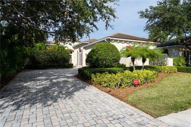 1710 Lake Club Court, Indian River Shores, FL 32963 (MLS #212457) :: Billero & Billero Properties