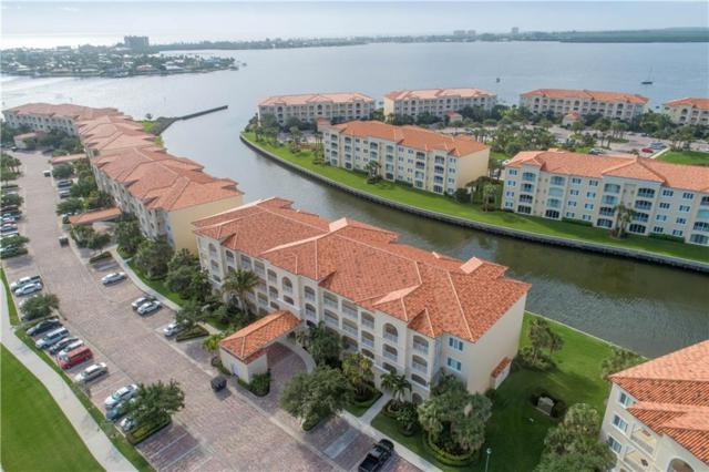 7 Harbour Isle Drive E #106, Fort Pierce, FL 34949 (MLS #212625) :: Billero & Billero Properties