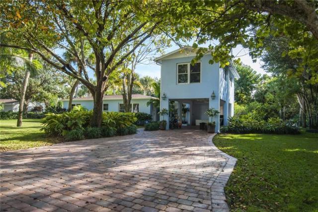 908 Coquina Lane, Vero Beach, FL 32963 (MLS #212631) :: Billero & Billero Properties