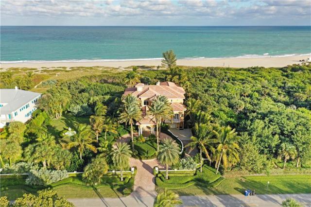 1736 Ocean Drive, Vero Beach, FL 32963 (MLS #213626) :: Billero & Billero Properties