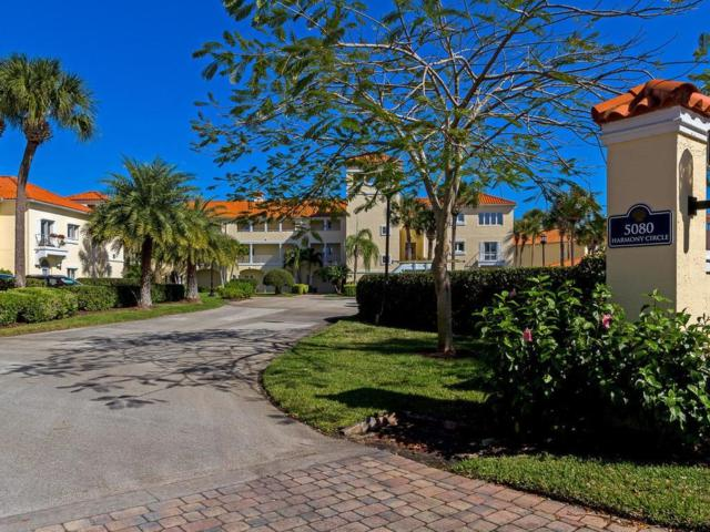 5080 Harmony Circle #106, Vero Beach, FL 32967 (#215401) :: The Reynolds Team/Treasure Coast Sotheby's International Realty