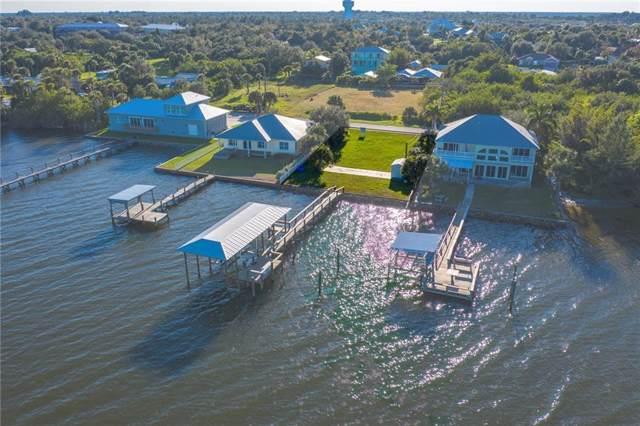 13670 N Indian River Drive, Sebastian, FL 32958 (MLS #217907) :: Billero & Billero Properties