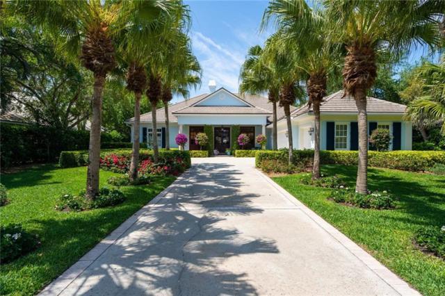 421 Indies Drive, Vero Beach, FL 32963 (MLS #219216) :: Billero & Billero Properties