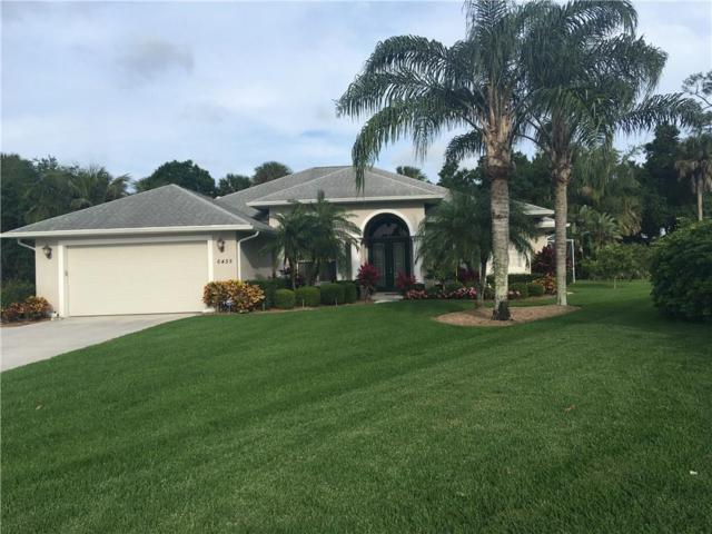 6455 33rd Place, Vero Beach, FL 32966 (MLS #219335) :: Billero & Billero Properties