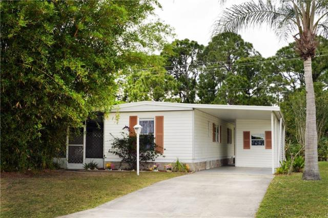 1345 Barefoot Circle, Barefoot Bay, FL 32976 (MLS #219563) :: Billero & Billero Properties
