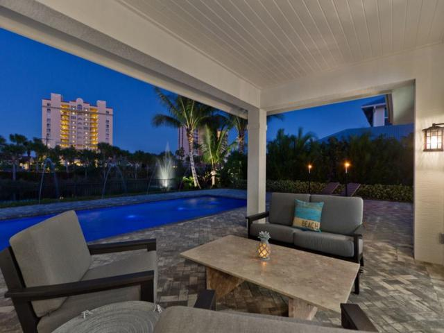 3918 Duneside Drive, Hutchinson Island, FL 34949 (MLS #219770) :: Billero & Billero Properties