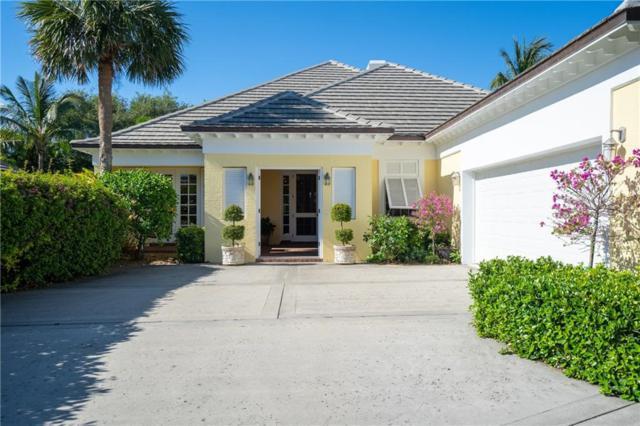 70 Caribe Way, Orchid Island, FL 32963 (MLS #220720) :: Billero & Billero Properties