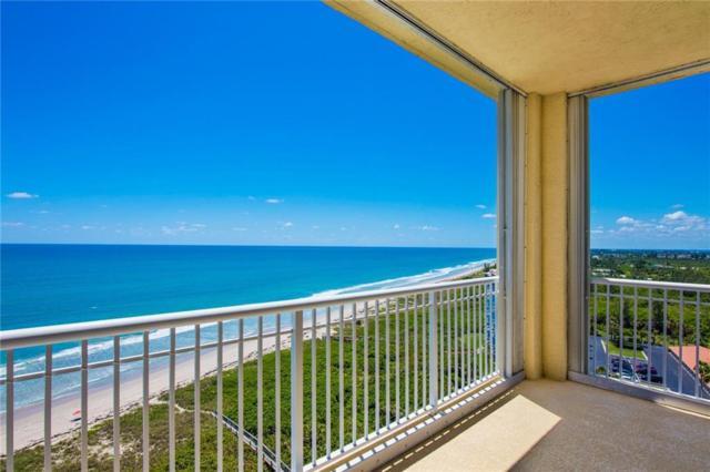 3920 N Hwy Highway A1a Ph4, North Hutchinson Island, FL 34950 (MLS #220736) :: Billero & Billero Properties