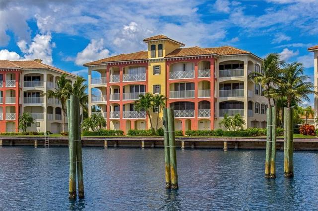 5342 W Harbor Village Drive #201, Vero Beach, FL 32967 (MLS #224075) :: Billero & Billero Properties