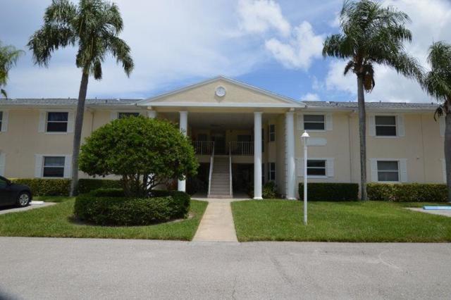 540 Grove Isle Circle #206, Vero Beach, FL 32962 (MLS #224339) :: Billero & Billero Properties