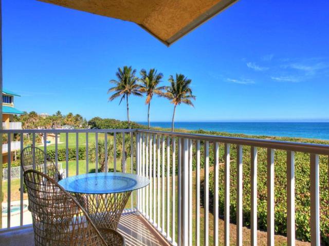 1550 S Ocean Drive D24, Hutchinson Island, FL 34949 (MLS #224719) :: Billero & Billero Properties