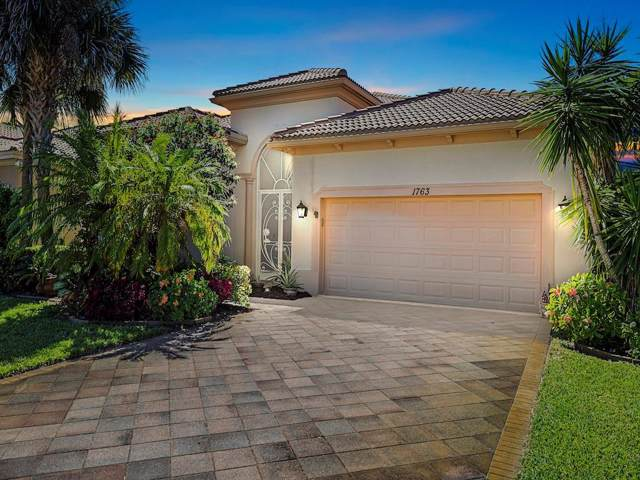 1763 Belmont Circle SW, Vero Beach, FL 32968 (#225874) :: The Reynolds Team/ONE Sotheby's International Realty