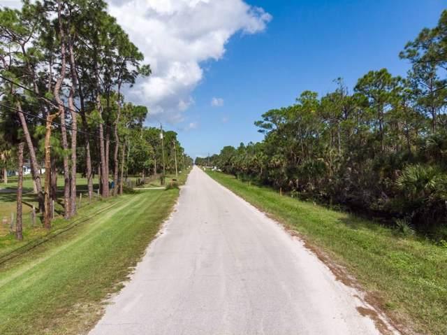 4885 Corey Road, Grant Valkaria, FL 32950 (MLS #226396) :: Billero & Billero Properties