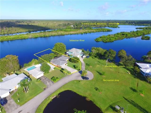 19 Sunset Drive, Sebastian, FL 32958 (MLS #226457) :: Billero & Billero Properties
