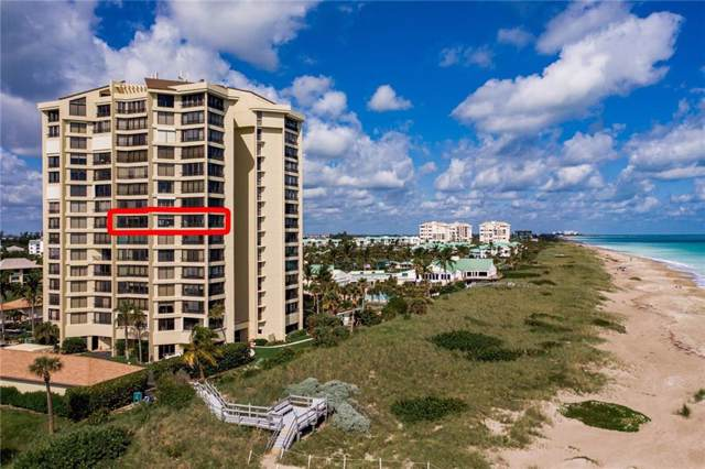 2400 S Ocean Drive #8181, Fort Pierce, FL 34949 (MLS #226546) :: Billero & Billero Properties