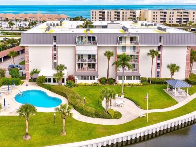 4601 Highway A1a #205, Vero Beach, FL 32963 (MLS #226568) :: Team Provancher | Dale Sorensen Real Estate
