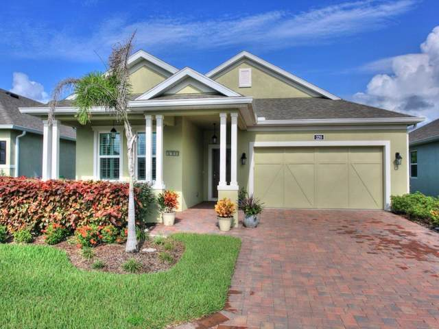 220 Sandcrest Circle, Sebastian, FL 32958 (MLS #226933) :: Team Provancher | Dale Sorensen Real Estate