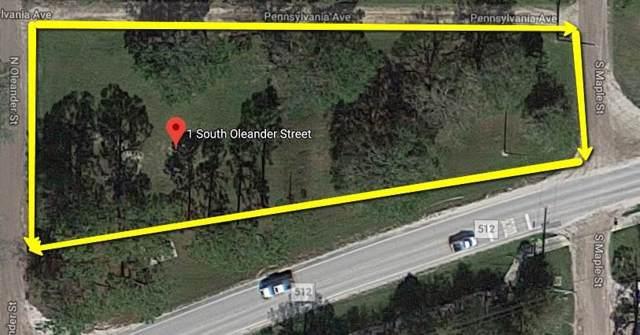 2 S 1 S. Oleander & 2 S. Maple Street, Fellsmere, FL 32948 (MLS #227675) :: Billero & Billero Properties