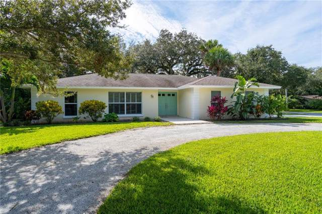 306 Conn Way, Vero Beach, FL 32963 (MLS #227713) :: Team Provancher | Dale Sorensen Real Estate