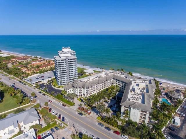 3500 Ocean Drive #214, Vero Beach, FL 32963 (MLS #227869) :: Billero & Billero Properties