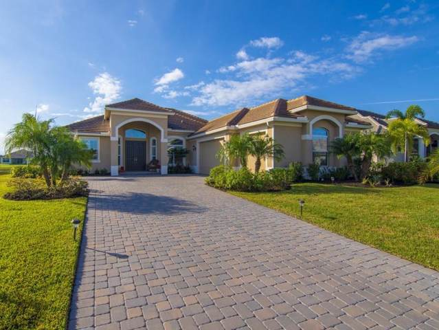 4774 Four Lakes Circle, Vero Beach, FL 32968 (MLS #227916) :: Team Provancher | Dale Sorensen Real Estate