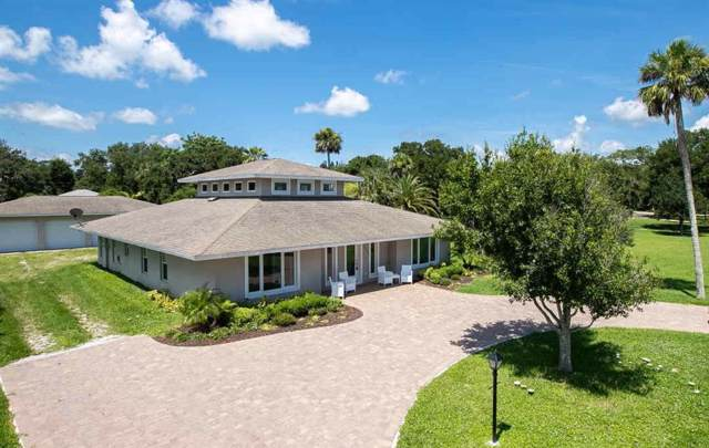 13809 N Indian River Drive, Sebastian, FL 32958 (MLS #227987) :: Billero & Billero Properties