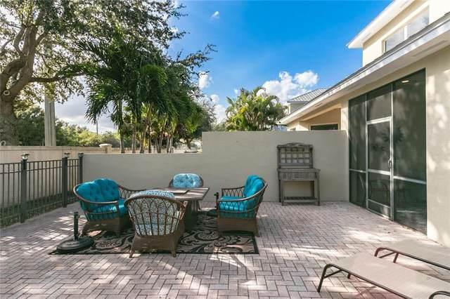 1865 Bridgepointe Circle #27, Vero Beach, FL 32967 (MLS #228217) :: Team Provancher | Dale Sorensen Real Estate