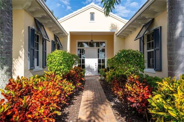 2680 Antilles Lane, Vero Beach, FL 32967 (MLS #228277) :: Team Provancher | Dale Sorensen Real Estate