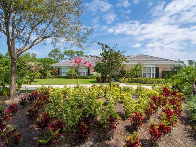 5830 Bent Pine Drive, Vero Beach, FL 32967 (#228337) :: The Reynolds Team/ONE Sotheby's International Realty