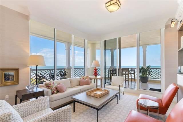 200 E Sea Colony Drive Ph-D, Indian River Shores, FL 32963 (MLS #228409) :: Billero & Billero Properties