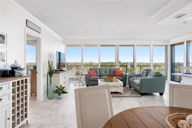 3554 Ocean Drive 602N, Vero Beach, FL 32963 (MLS #228467) :: Billero & Billero Properties