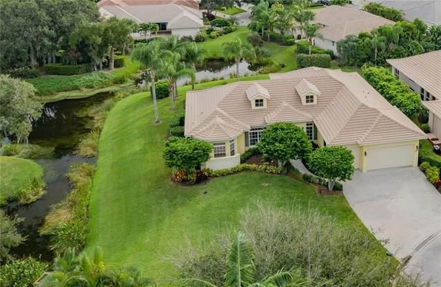 9034 Castle Harbour Circle, Vero Beach, FL 32963 (MLS #228564) :: Team Provancher | Dale Sorensen Real Estate