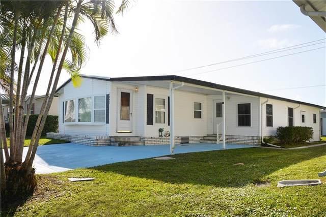 7642 Niantic Avenue V6, Micco, FL 32976 (MLS #228592) :: Team Provancher | Dale Sorensen Real Estate