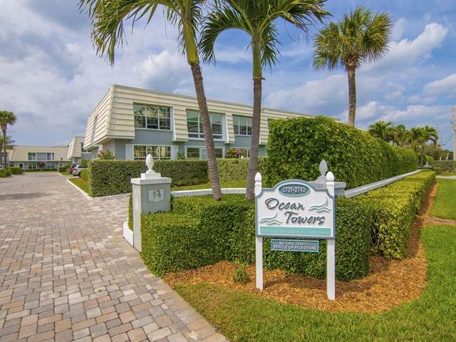 2703 Ocean Drive 2A, Vero Beach, FL 32963 (MLS #228615) :: Team Provancher | Dale Sorensen Real Estate
