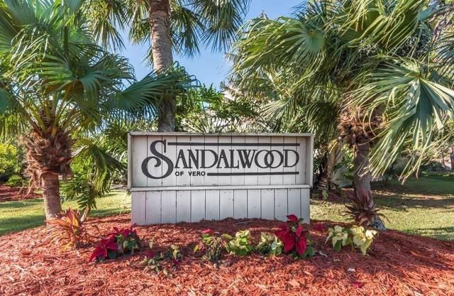 1562 39th Avenue B-3, Vero Beach, FL 32960 (MLS #228920) :: Billero & Billero Properties