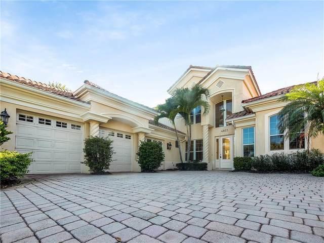 4853 River Village Drive, Vero Beach, FL 32967 (MLS #229149) :: Team Provancher | Dale Sorensen Real Estate